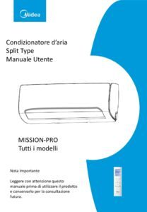 thumbnail of Manuale Utente MISSION-PRO ITA