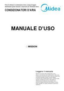 thumbnail of Manuale Utente MISSION UM ITA