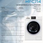 thumbnail of Scheda Tecnica Midea MFC714