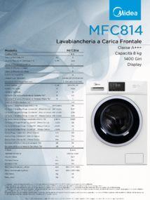 thumbnail of Scheda Tecnica Midea MFC814 (provvisoria)
