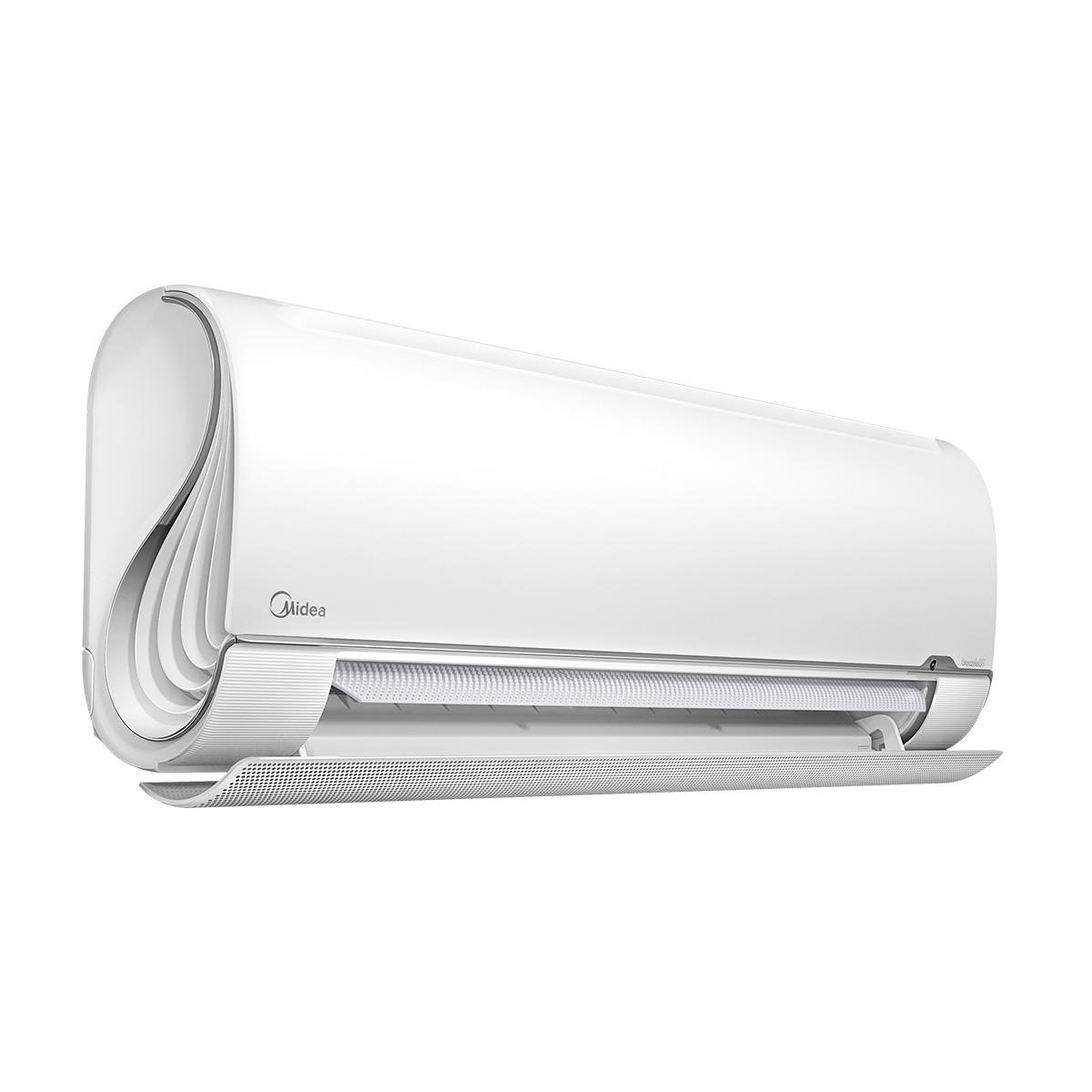 Diffusori Lineari Aria Condizionata climatizzatore breezeless+ - midea italia elettrodomestici